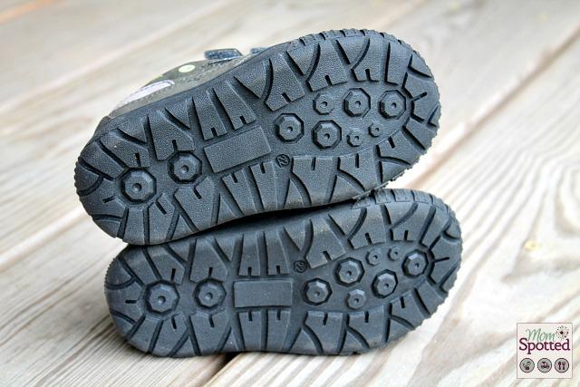 UMI Shoes Boys Zander soles