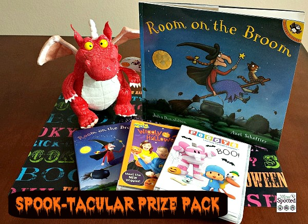 """""""Room on the Broom"""" DVD & Book Giveaway"""