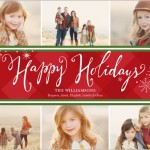 Holiday Cards with Shutterfly is a Must! {$50 Gift Code Giveaway!}