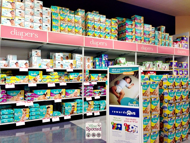 Babies R Us Pampers Diapers Sale