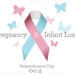Pregnancy and Infant Loss Awareness: My Story {Megan}