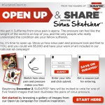 Win $5,000 with Sudafed's OPEN UP™ App on Facebook #SudafedOpenUp {Plus Printable Coupon}