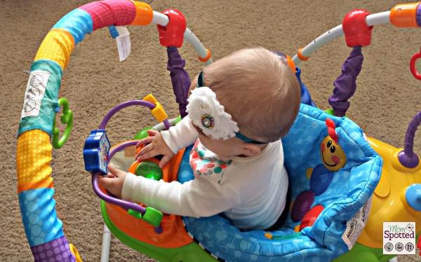 Baby Einstein Musical Motions Activity Jumper Review