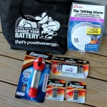 Change Your Clocks, Change Your Batteries! {Energizer Giveaway}