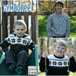 Rock Your Holiday Fashion with Gymboree's Family Looks {$75 Gymboree Gift Card Giveaway!}