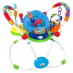 Baby Einstein Musical Motions Activity Jumper {Review}