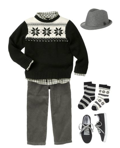 Rock Your Holiday Fashion with Gymboree's Family Looks {$75 ...