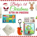 Baby 1st Christmas Giveaway! $750 Worth of Products! #HolidayGiftGuide
