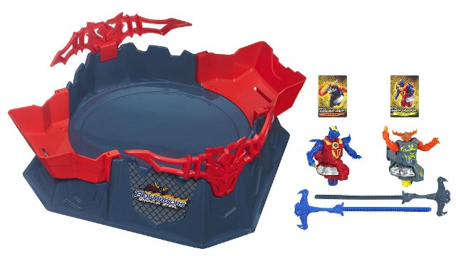 Beywarriors Shogun Steel Octagon Showdown Set big