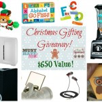 Christmas Gifting Giveaway! $650 in Prizes!