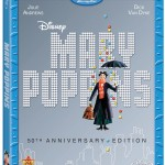 Disney's Mary Poppins on Blu-ray Combo Pack & HD Digital Available Today!