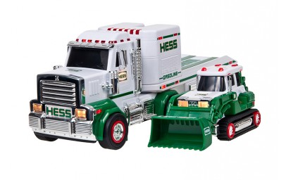 Hess Toy Truck and Tractor {Review & #Giveaway} #hesstruck2013
