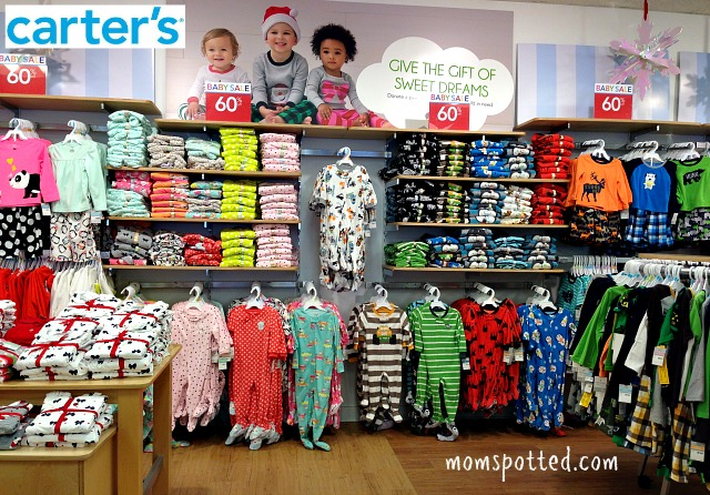 Carter's Pajamas Boys & Girls Fleece Warm