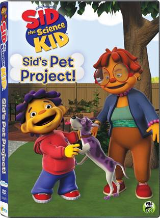 Sid's Pet Project DVD {Review & #Giveaway}