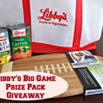 What's on your Super Bowl Menu? {#LibbysBigGame #Giveaway}