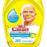 Mr. Clean Gets It Clean in 2014 #NewYearsClean