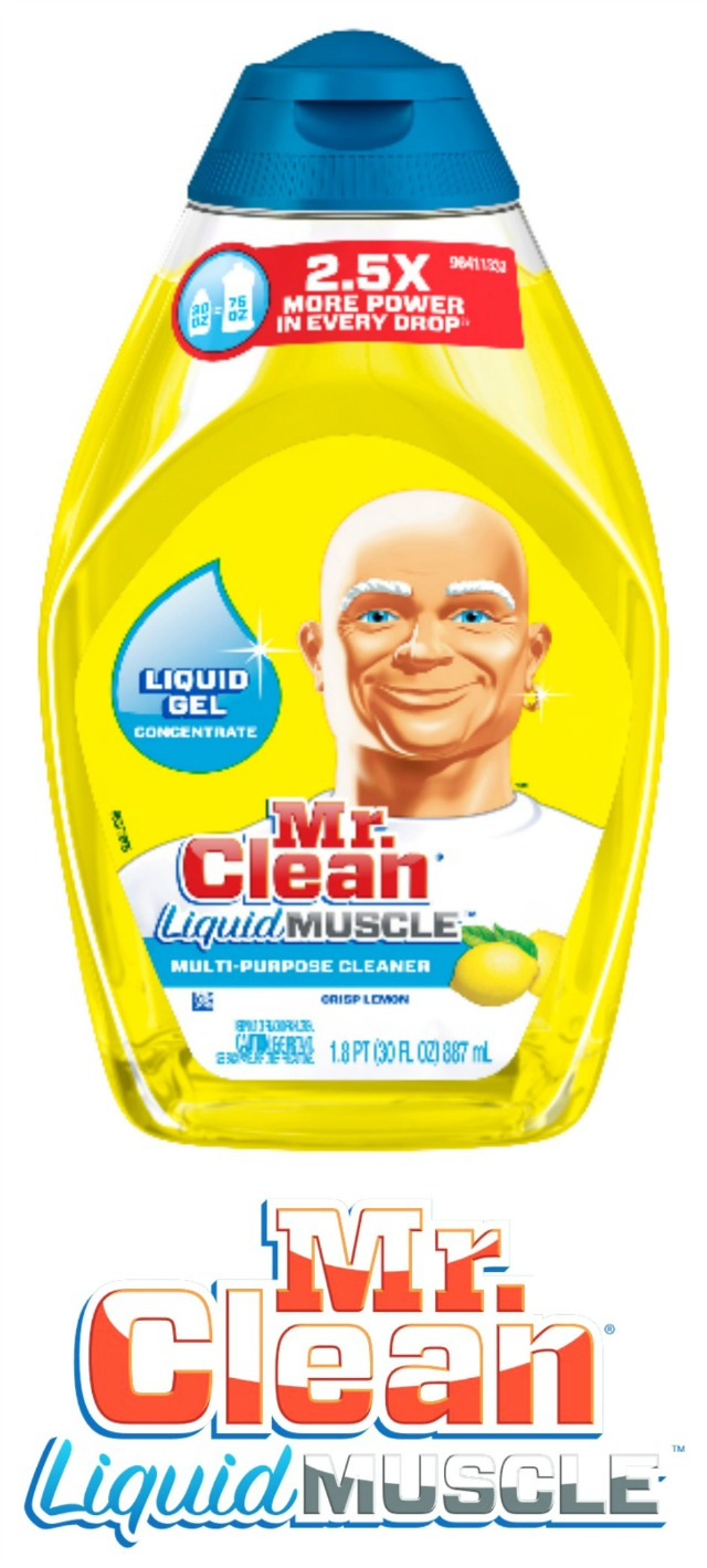 Mr Clean Collage