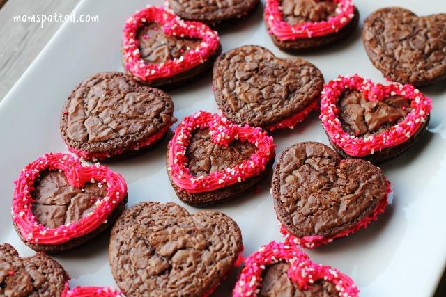 Valentine Brownies 2