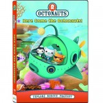 Here Come the Octonauts DVD {Review & #Giveaway}