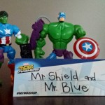 #MyMashUp with Hasbro's Marvel Super Hero Mashers {Review}