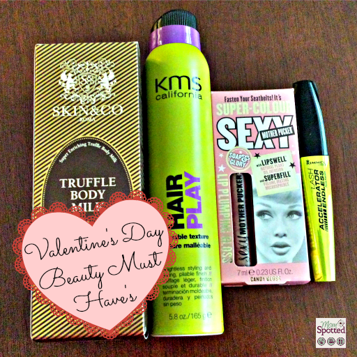 Valentine's Day Beauty Must Have's