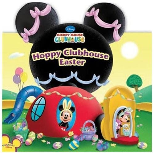 Hoppy Clubhouse Easter (Disney Mickey Mouse Clubhouse) Board book