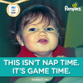 Pampers Game Face 2