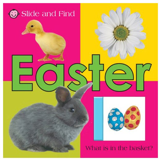 Slide and Find Easter Board Book