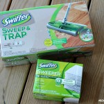 Have You Tried the Swiffer Sweep & Trap #NewFromSwiffer