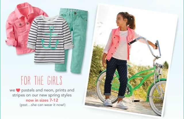 Up to 70% Off Baby Sale at Carter's! Plus, Extra 20% off $40