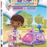 Doc McStuffins: Mobile Clinic available now on DVD with FREE reusable tote bag