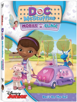 Doc McStuffins Mobile DVD