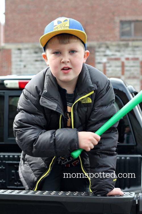 2014 Annual Holyoke St. Patrick's Day Road Race Gavin