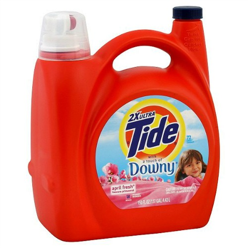 Tide + A Touch of Downy