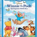 Winnie the Pooh: Springtime with Roo on Blu-ray and Digital Hi-Def {Review & #Giveaway}