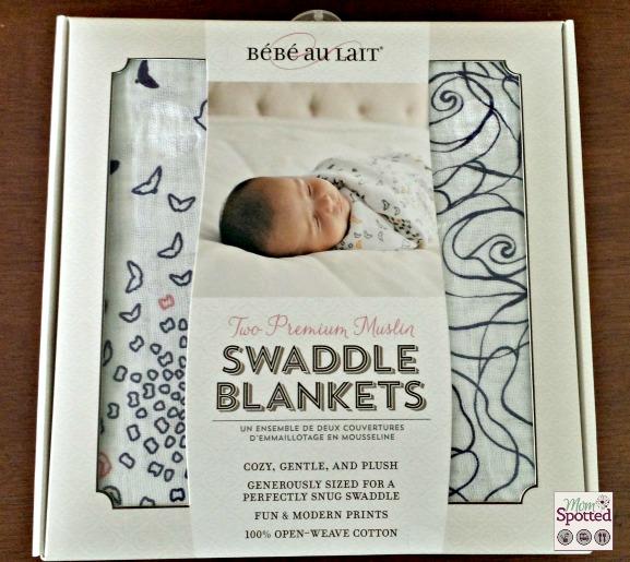 3af31a3f57 Bébé au Lait Muslin Collection - Swaddle Set  Review  - MomSpotted