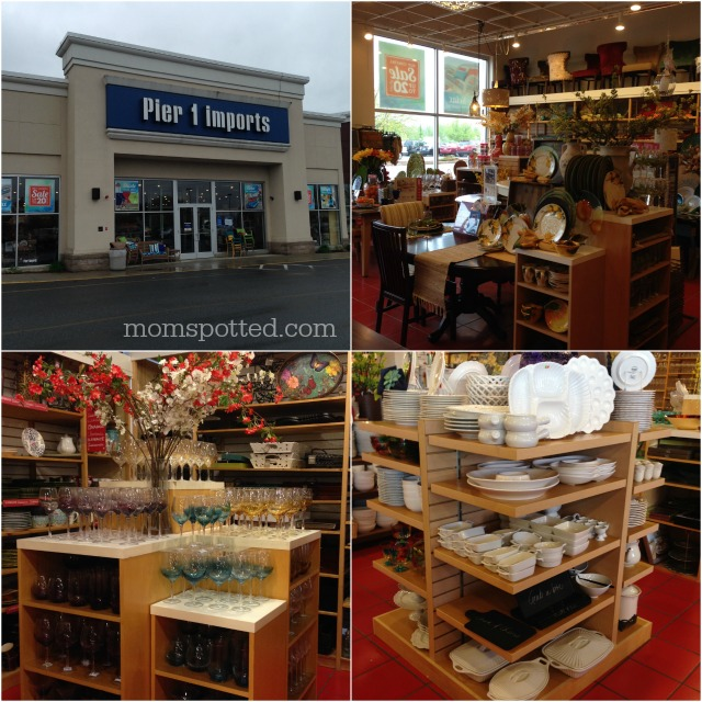 Pier1 Hadley MA Store Collage