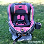 Easy to Install AND Clean Chicco #NextFitZip Convertible Car Seat {Review}