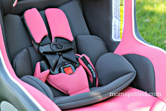 Easy to Install AND Clean Chicco #NextFitZip Convertible Car Seat ...