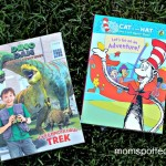 Dino Dan and Cat in the Hat DVD