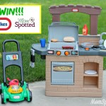 Just Like Dad Outside Toys for Toddlers from Little Tikes! {Plus, BIG #Giveaway!}