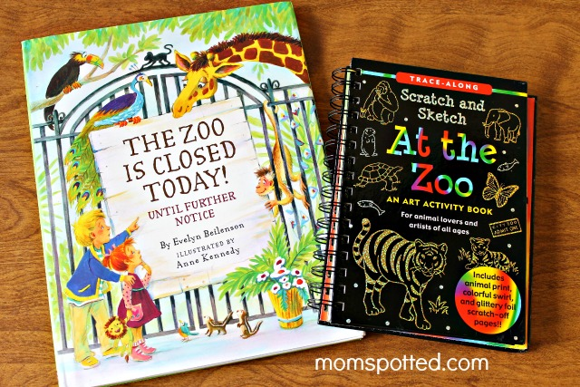 Celebrating Zoo's and Zookeeper's with 2 Great Books! {Review & #Giveaway}