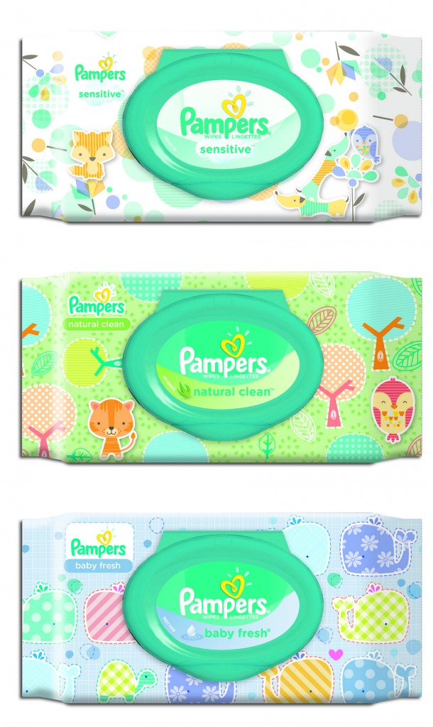PampersWipesCollection