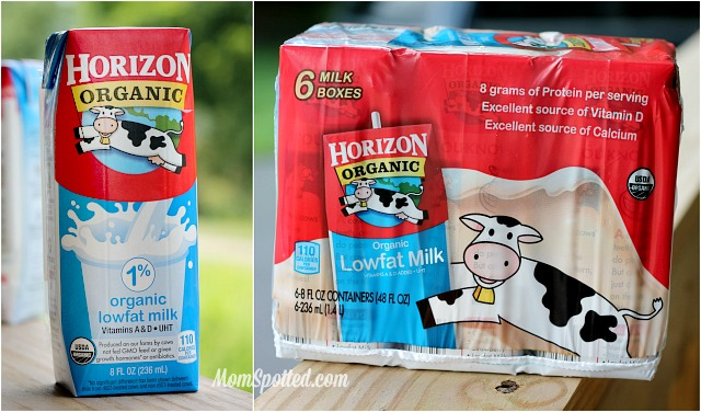 Horizon® Organic Milk Boxes