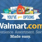 Ordering Your Favorite P&G Products Just Got Easier on Walmart.com {Plus, Gift Card #Giveaway)