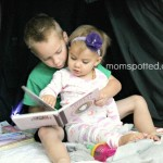 """EVEREADY® & Scholastic """"Reading Under the Covers"""" Pajama Jam Party"""