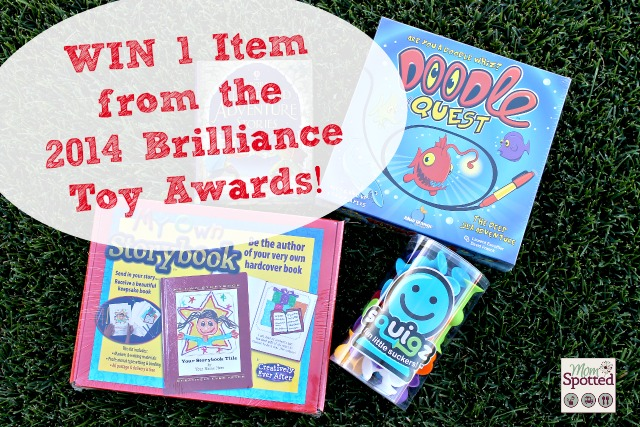 Brilliance Award Winners