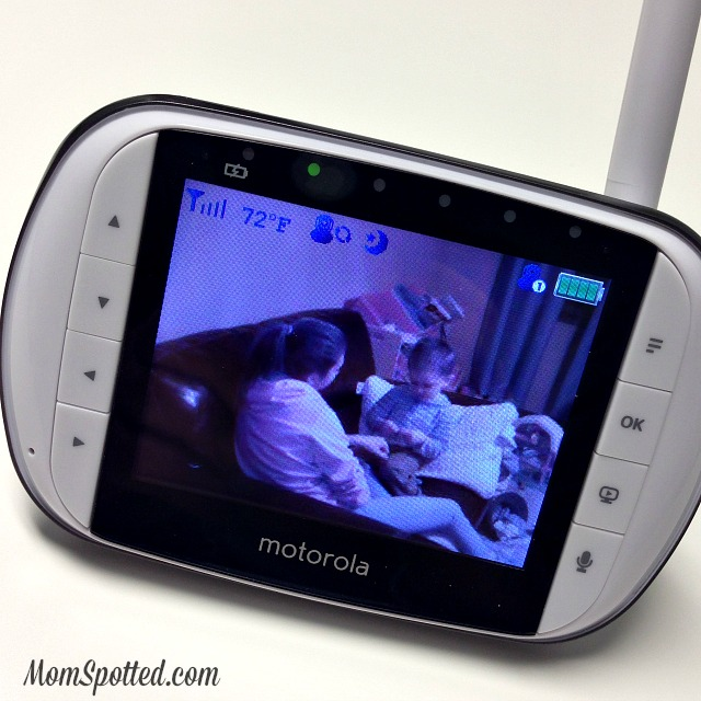 Motorola Wireless Baby Monitor - MBP36S