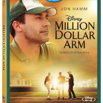Disney's Million Dollar Arm Now Available on DVD Blu-ray & Digital HD