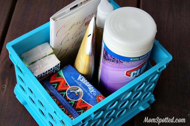 Build a Kleenex® Brand Cold & Flue Preparedness Kit #KleenexCare